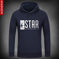arrow purple - STAR Laboratories Hoodies Hoody Pullover Sweatshirt Sport Sweatshirts Loose Outerwear The Flash Arrow S T A R Labs Clothes Coat