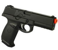 Wholesale NEW DOUBLE EAGLE M27 AIRSOFT SPRING HAND GUN PISTOL w LOCKING SLIDE BBs BB