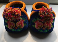 Wholesale Chinese Han culture folk crafts tiger head shoes Our baby is the king of beasts