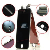 Wholesale AAA Quality For iPhone LCD Display Touch Screen With Digitizer Assembly Inch White Black LCD for iphone6