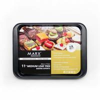 Wholesale Bakeware inch medium rectangular baking bread cookies do not stick a shallow baking pan chassis FDA