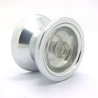 Wholesale Magic YoYo K6 Alloy Aluminum Professional Yo yos Toy Silver Great for Christmas Gift