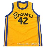 basketball howard jerseys - HOWARD BEAVERS TEEN WOLF MOVIE MICHAEL J FOX Basketball Jersey Embroidery Stitched Personalized Custom any size and name Jerseys