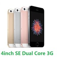 Cheap 2016 Cheap Goophone 1:1 4inch iSE SE MTK6572 Dual Core 512M RAM 12G ROM Android Cell Phone 3G Network Show 4G Lte Smartphone 014A