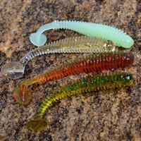 super worms - Japan South Korea Series Soft Bait Fishing Lure cm cm Super Attraction Worms Baits Artificial Lures