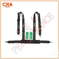 acura belt buckle - Factory Selling KATA Black quot inch points Buckle Racing Harness Car Racing Safety Belts Rally Racing Seatbelts