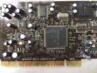 Wholesale Original PCI7 sound card Creative Audigy SE bit SB0570 support for Win7 win8 Better than SB0410