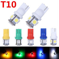 Wholesale T10 SMD led Canbus Error Free Car Lights W5W SMD LIGHT BULBS Xenon LED Side Light Wedge Bulb Lamp