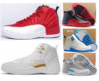 retro basketball shoes - High Quality Retro Men Basketball Shoes s OVO White s Gym Red Gamma Blue Wolf Grey Flu Game Sports Shoes With Box