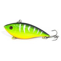bass traps - 1PCS Fishing Lure Lipless Trap CM G Crankbait Hard Bait Fresh Water Deep Water Bass Walleye Crappie Minnow Fishing Tackle