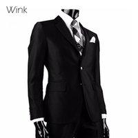 Wholesale Jackets Pants Men Business Suit Sets Slim Fit Tuxedo Formal Fashion Dress Suit Brand Blazer Masculino Wedding Suit For Men