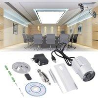 Wholesale 1pcs CCTV Video Home Security Camera System ARM9 Bit Microprocessor core
