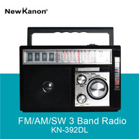 Wholesale FM AM SW1 BANDS FM RADIO WITH BUILD IN SPEAKER AND RECORDING FUNCTION PORTABLE MP3 RADIO USB
