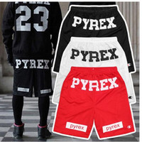 Wholesale HOT New PYREX vision breathable basketball sports pants Men s shorts in the pants