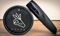 Wholesale Vape body G PRO Mod Gelite dry herb elite pen tobacco Introduces Elite G Vaporizer capacity magnetic for snoopy doggsmoking