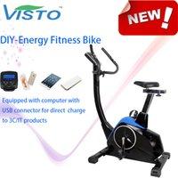 Wholesale DIY Energy Fitness Bike upright stationary bike