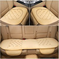 Wholesale The new car seat cushion sets mistress velvet cushion on behalf of automotive interior products factory direct sales