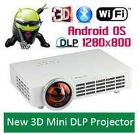 7 inch airplay games - New Cheap Home Theater MD306ST Video Movie Game Wifi Bluetooth Android Airplay Miracast D Digital LED DLP Mini Portable Projector