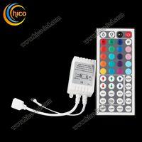 Wholesale led controller RGB controller for RGB led strip keys keys Remote Good Quality for led pixel light module and strip light