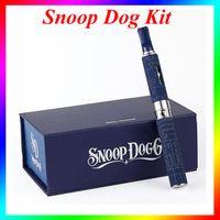al por mayor hierbas para perros-Alta calidad snoop perro g seca hierba vaporizador pluma arrancador viaje kit kits g atomizador e cig VS subox mini