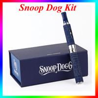 Wholesale High Quality snoop dog g herbal dry herb vaporizer pen starter travel kit kits g atomizer e cig VS subox mini