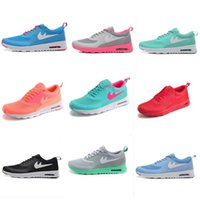 Wholesale NEW Women and Men Thea Running Shoes Different Colors Cheap Sale Size Eur
