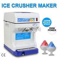 air cooling equipment - Commercial Ice Shaver Snow Cone Equipment Ice Crusher Maker Machine