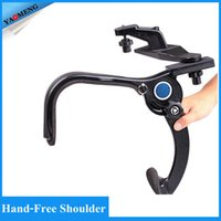 Wholesale Hand Free Shoulder Mount Stabilizer Support Pad for Video Camera DV DC Camcorder HD DSLR