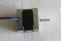 Wholesale 5pcs lead Nema17 Stepper Motor motor Nema motor BYGH A D printer motor