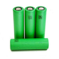 aa shipping - 18650 VTC5 rechargeable batteries for sony li ion battery US18650 VTC3 VTC4 vs aa rechargeable battery