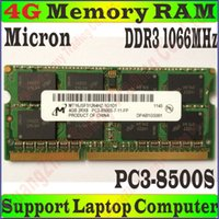 apple macbook ram - High Quality Micron Memory RAM PC3 S g GB g GB DDR3 MHz FOR Laptop Notebook Apple MacBook PC3 No Color Package box