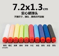 Wholesale 2016 New HO Brief cm Refill Bullet Darts for Nerf N strike Elite Series Blasters Kid Toy Gun OH Colors TOPAA1291