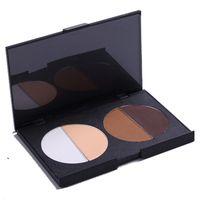 artist color palette - 4 colors makeup palette contour kit face powder foundation party salon highlights shadow make up artist forever