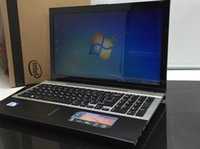 Wholesale 1 pc Win7 operation system computer laptop gb ram gb hdd free DHL shipping