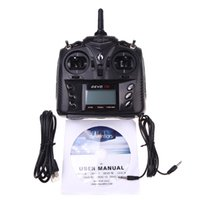 Wholesale Walkera DEVO E G CH DSSS Radio Control Transmitter for RC Helicopter Airplane Model DHL RM591