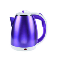 Wholesale eletric kettle FT04 L stainless steel inside double housing protection