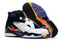 aqua day - Drop Shipping Retro Aqua Bugs Bunny Phoenix Playoffs Men Basketball Sport Shoes ship with box