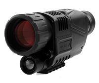 Wholesale 2016 new night vision sight IR infrared HD video camera digital DV camera night vision IR infrared telescope meters