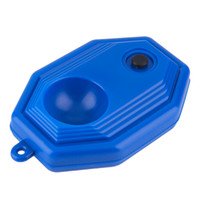 base ball equipment - Blue Training Equipment Machine Plastic Pedestal base for Tennis Ball