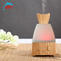 air cleaner machine - Essential oil diffuser electric ultrasonic humidifier aromatherapy diffuser ultrasonic diffuser aroma diffuser clean air machine for home