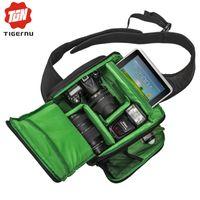 Wholesale 2016 Camera Backpack Bag New Fashion Unisex Camera Brand Photography Outside Activities Camera Video Bag Photo DSLR Sling Camera Bag