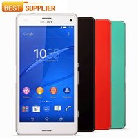Wholesale Sony Xperia Z3 Compact G G Android Quad Core Smartphone GB RAM quot Screen Wifi GPS Unlocked MP Camera Cell phone