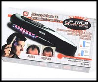 best laser comb - best on TV Power Grow Comb Laser Hair Comb Breakthrough Hair LASER Treatment Hair REGrow Comb BRUSH DHL freeshipping