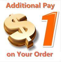 al por mayor pago mp3-Pago adicional en su orden o correo coste