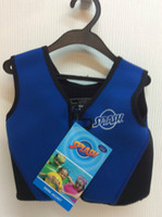 Wholesale Children s jackets Children s jackets buoyancy vest professional baby swimsuit swimming drift snorkeling fishing for boys and girls