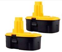 dewalt - 18V Ni MH Replacement Power Tool AH Battery for Dewalt DE9039 DE9095 DE9096 DC330K DC330KA DC330KB DC330N