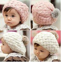 Boy Summer Ear Muff baby hat kids baby photo props beanie,faux rabbit fur gorros bebes crochet beanie toddler cap for 4 months-3 years old girl