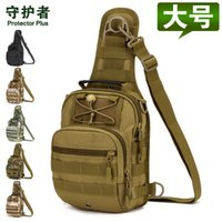 Wholesale Outdoor Military Shoulder Bag Tactical Crossbody Rucksack Sport Camping Hiking Hunting Travel Bag Vintage Tactical Bags From UAS