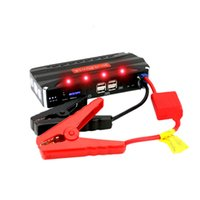 banks power gas - LUNDA A Peak Portable Car Jump Starter Auto Battery Booster Power Bank for Engines up to L Gas and L Diesel