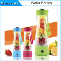 Wholesale 350ml Hand Portable Electric Fruit Juice fresh Mixer Cup Electric Juice Mini Portable fruit vegetable Blender hotsell